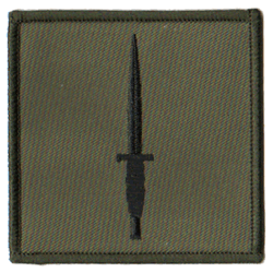 3 Commando Brigade Patch