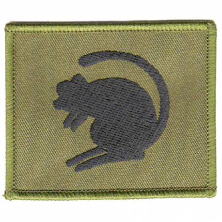 4 Armoured Brigade Patch