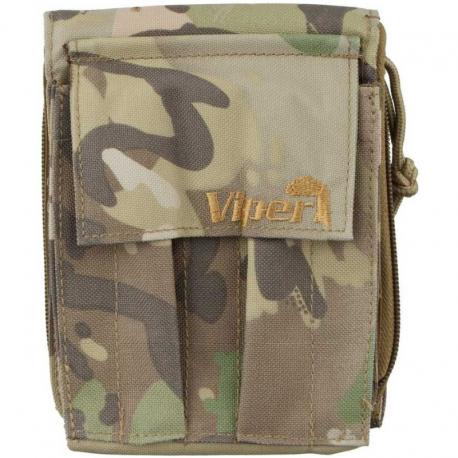 A6 Viper Notebook Folder