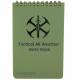 Waterproof Spiral Notebook