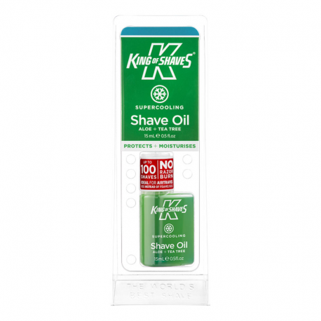 AlphaOil Shave Oil