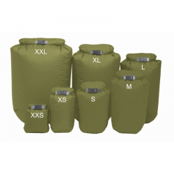 Exped Dry Bags Black / Green