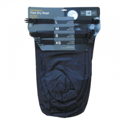 Exped Dry Bags Set Black