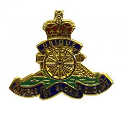 Royal Artillery Lapel Pin