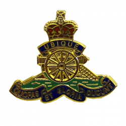 Royal Artillery Tie Bar