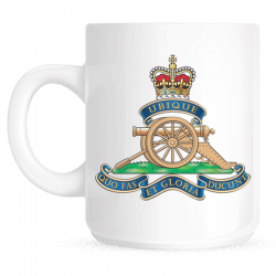Royal Artillery Mug